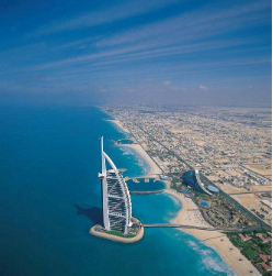 Airline tickets to Dubai
