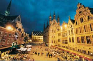 Airline tickets to Belgium