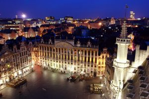 Airline tickets to Brussels