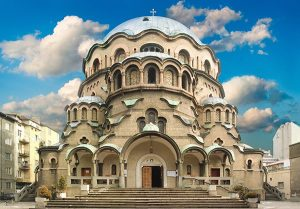 Airline tickets to Bulgaria