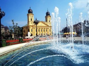 Airline tickets to Hungary