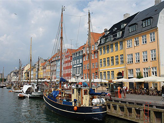 Airline tickets to Denmark